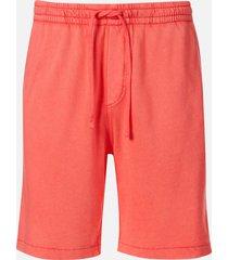 polo ralph lauren men's shorts - racing red - l