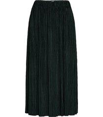 uma skirt 10167 knälång kjol grön samsøe samsøe