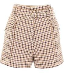 nanushka lucas shorts