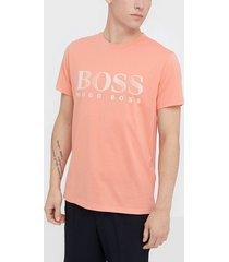 boss t-shirt rn t-shirts & linnen light red