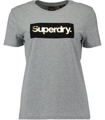 t-shirt patina grijs