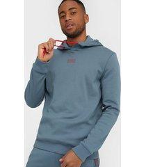 hugo dondy203 sweatshirt tröjor dark grey