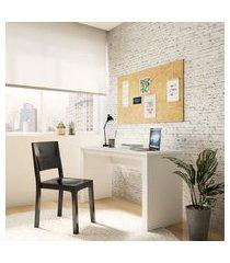 mesa de escritório allen branca