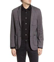 men's bugatchi cotton blazer