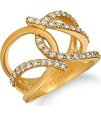 14k honey gold™ nude diamonds ring