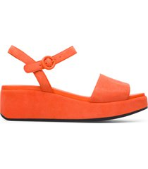 camper misia, sandali donna, arancione , misura 41 (eu), k200564-011
