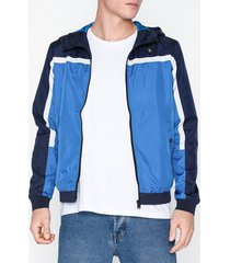 jack & jones jcosum light jacket jackor blå