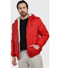 chaqueta roja-rojo us polo assn