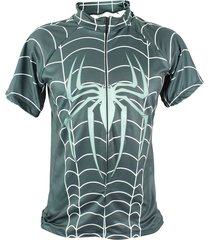 camiseta ciclismo herói tema 5 preta- epic