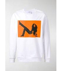 calvin klein jeans est. 1978 icon print sweatshirt