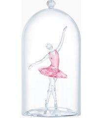 campana di vetro con ballerina