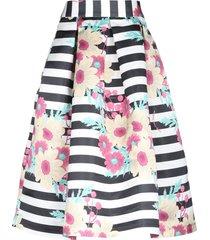 dress code 3/4 length skirts