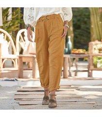 sundance catalog women's vivienne beauty pants in taupe 2