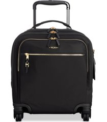 tumi voyageur osaka compact wheeled carry-on suitcase