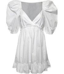 rahi jules cotton babydoll dress
