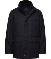d1. the double decker dun jack blauw gant