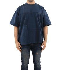 ambush oversized patchwork t-shirt na
