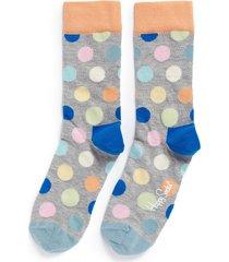 big polka dot socks