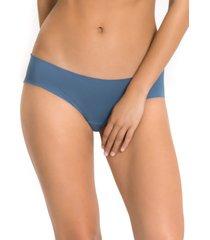 calzón hipster azul leonisa