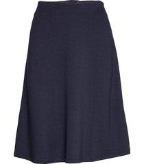 billy-sk knälång kjol blå free/quent