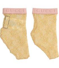 gucci mini flirt socks