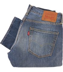 levi's 511 slim fit selvedge jeans - fender 04511-2179