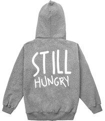 bluza still hungry grey