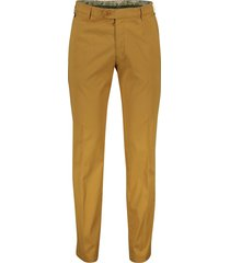 meyer pantalon new york mosterdgeel