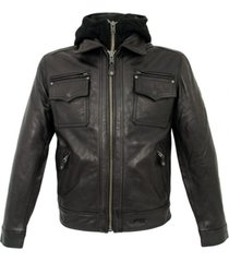 schott nyc lc8102 police leather jacket