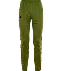 pantalone banda astoria verde
