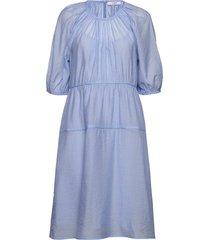 buster dress jurk knielengte blauw lovechild 1979