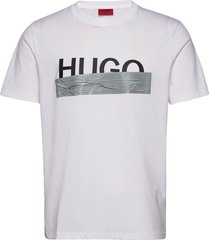 dicagolino_u204 t-shirts short-sleeved vit hugo