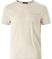 t-shirt slhbrooklyn ss crew neck