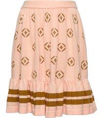 skirt kjol rosa fub