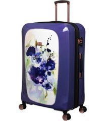 "it girl 32"" gleaming hardside expandable spinner suitcase"