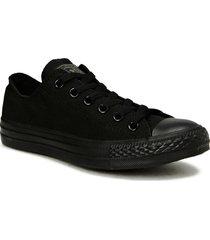 all star specialty ox låga sneakers svart converse