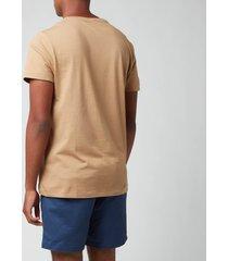 polo ralph lauren men's crewneck t-shirt - luxury tan - xl
