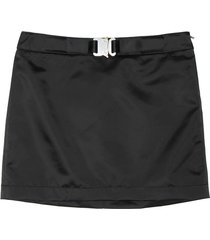 1017 alyx 9sm buckle skirt