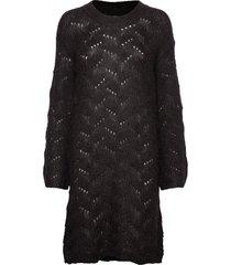 geneo tunic korte jurk zwart masai