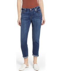 women's 7 for all mankind josefina ankle boyfriend jeans