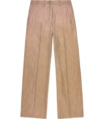 kiton trousers viscose