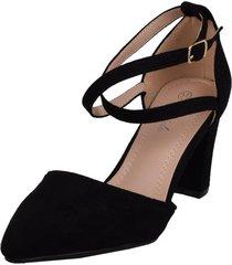 zapato formal katina negro weide