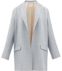 shida oversized blazer