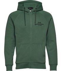 m orig zh hoodie trui groen peak performance
