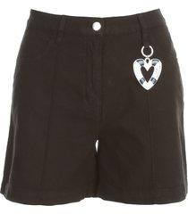 love moschino shorts w/carabiner life jacket