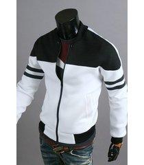 navy blue bran new stylish men's zipper jacket coat fashion hoodies sportswear