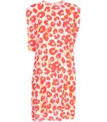 marni printed camou sleeveless dress