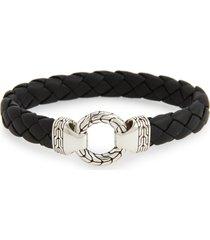 men's john hardy men's classic chain silver bracelet