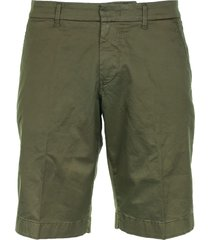 fay fay green shorts