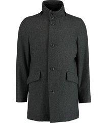 bos bright blue blue max coat 19301ma02bo/980 antra antraciet